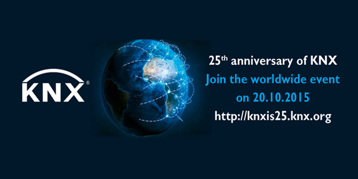 KNX is 25