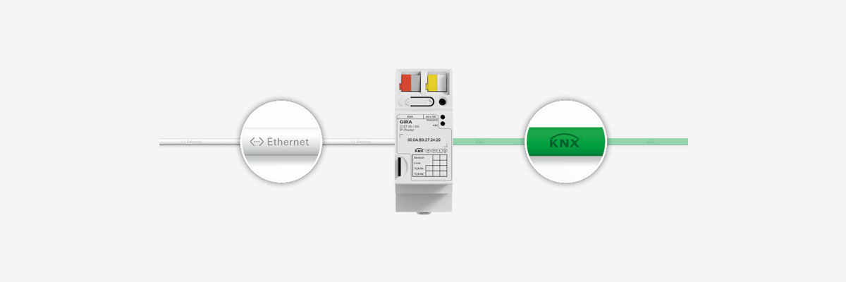 How to Reset the Gira IP Router: KNX Support article | Ivory