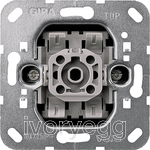 Intermediate Rocker switch insert 10 A/250 V~