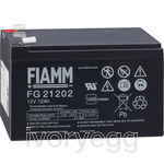 Rechargeable 12V Battery for use with KNX Uninterruptible Power Supply