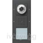 Surface Mounted Door Station - 3 Call Button, Video TX44 Anthracite