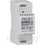 Power supply DC 12 V / 2 A