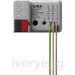 Universal push-button interface 2-gang, KNX