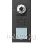 Surface Mounted Door Station - 1 Call Button, Video TX44 Anthracite