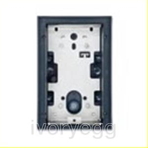 Welcome Flush Mount Wall Box, Size 1/2 - anthracite matt