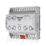 MAXinBOX 66 v2  KNX multifunction actuator - 6 outputs 16A / 6 inputs A/D
