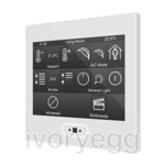 Z35. Capacitive touch panel - Gloss White