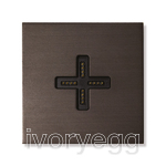Eve plus wall base cover bronze