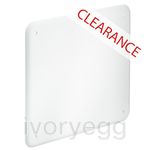 CLEARANCE ITEM - KAISER Flat Cover, edge surface roughened 1097-93