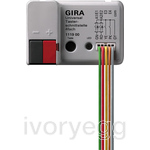 Universal push-button interface 4-gang, KNX