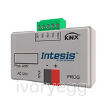 KNX - MITSUBISHI ELECTRIC AC. Domestic, Mr. Slim and City Multi. With 4 Binary Inputs