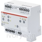 ClimaEco Fan Coil Controller, 2 x 0-10V,  3 stage, Man. Operation