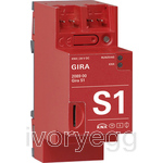 Gira S1 KNX with Meanwell Power Supply - 15W 24V 0.63A - Ultra Slim