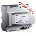 CLEARANCE ITEM - GIRA VideoTerminal Power Supply