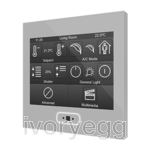 Z35. Capacitive touch panel - Silver