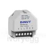 1-channel LED lamps and R. L & C loads dimmer KNXRF