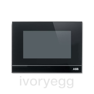 "free@home Touch 4.3"", black"