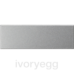 Call-button-Cover plate  2-/3-gang Door communication System aluminium