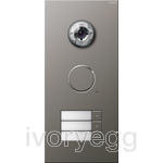 Stainless Steel External Door Station -  3 call buttons