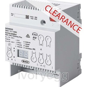 CLEARANCE ITEM - N141/03 KNX Dali Gateway
