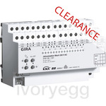 CLEARANCE ITEM - Blind actuator, 8-gang 230 V AC/12-48 V DC KNX