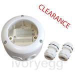 CLEARANCE ITEM - BEG LUXOMAT Socket IP65 for PD4-SM (IP20)