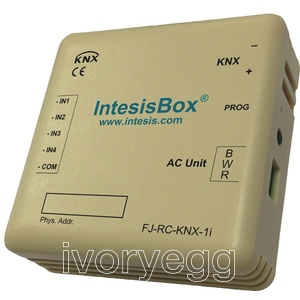 KNX Interface for Fujitsu General Limited Air Conditioners