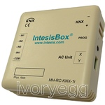 KNX Interface for Mitsubishi Heavy Industries AC. FD, KX6, KXR6 Series.