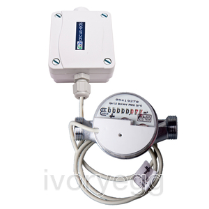KNX In Home Water Meters NZR Modularis WZK-M Cold (1,5 m3/h 80mm)