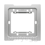 AMD5053 Millenium bracket for KNX sensors 1 gang -
