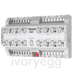 MAXinBOX 16 Plus. KNX multifunction actuator - 16 outputs 16A