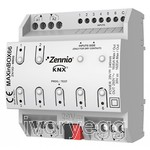 KNX 6 outputs 16A / 6 inputs a/d multifunction actuator