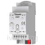 KCI. KNX Interface for 4 consumption meters with S0-pulsse outputs