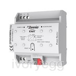 KNX power supply 640mA plus 29VDC ancillary power supply. Vin: 110VAC