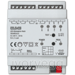 KNX LED universal dimming actuator, 4-gang