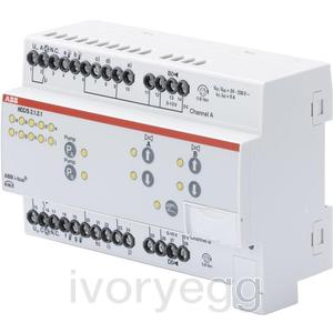 ClimaEco 2 Channel Heat/Cool Circuit Controller 0-10V with Manual Operation