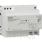 KNX Power supply 1280 mA with integrated choke