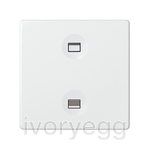 SENSE KNX SERIES -  Custom keypad 2 functions T2 Sense