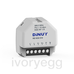 1 Channel Dimmer for 1-10VDC drivers KNXRF