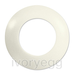 Cover ring for PD9 white