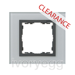 CLEARANCE ITEM - SIMON SERIES 82 NATURE - FRAME I, GREY GLASS