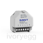 One channel KNX RF switch actuator