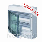 CLEARANCE ITEM - ABB Mistral65 transparent door 54M