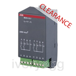 CLEARANCE ITEM - ABB Binary Input Module, 4-fold, Contact Scanning