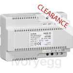 CLEARANCE ITEM - GIRA 24 VDC / 4.2 A Power Supply