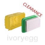 CLEARANCE ITEM - KAISER Universal installation housing with mineral fibreboard