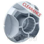 CLEARANCE ITEM - KAISER Abutment for adhesive film
