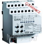 Clearance Item - Switching actuator 8-gang/blind actuator 16A - KNX