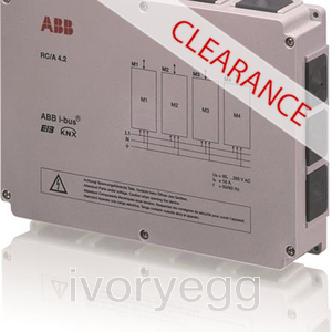 CLEARANCE ITEM - ABB Room Controller, Basis Device for 4 Modules, SM