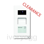CLEARANCE ITEM - ABB Outdoor Video St. 1gang - white